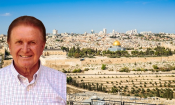 2021 Spring Holy Land Scripture Discovery Tour with Dean Marriott